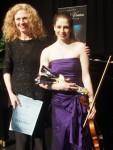 Lily Higson-Spence (Violin-Brisbane) 3rd place Open Instrumental Final