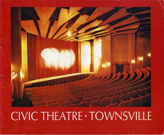townsville civic theatre