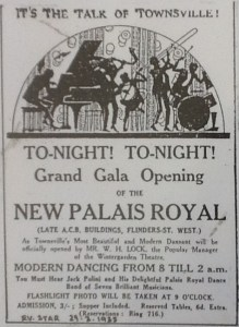 Grand Gala Opening advertisement in the Evening Star Friday 29th March 1937