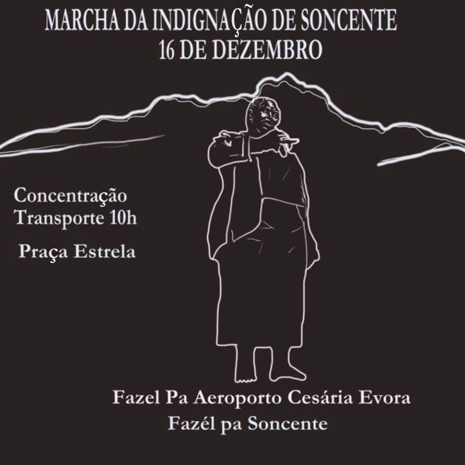 """São Vicente em polvorosa : Sokols espera """"resposta célere"""" do Governo sobre manifestação que exige reposição dos voos da TACV"""