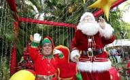 Natal da Vila 7 Diversão Inteligente no Casarão da Toyolex. Crédito: Charles Johnson.