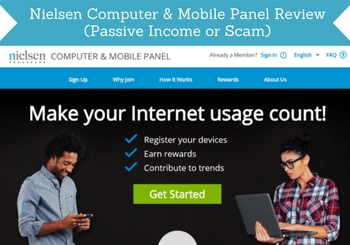Nielsen Computer & Mobile Panel Review (Passive Income or Scam)