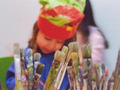 Το παιδικό σχέδιο τα 4 πρώτα χρόνια