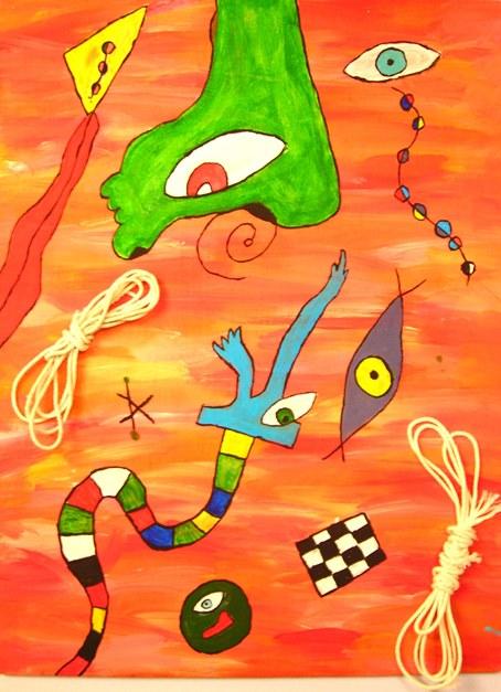 Εργαστήρι παιδικής τέχνης Λάρισα