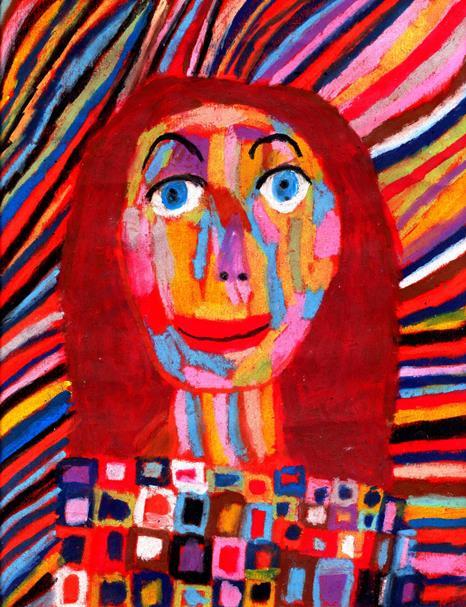 παιδική δημιουργία, καλλιτεχνική ενασχόληση, εικαστικός χώρος