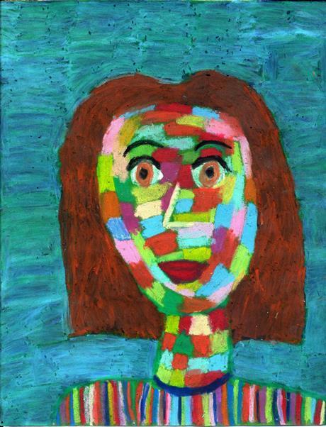 παιδική τέχνη, παιδική ζωγραφική, εργαστήρι ζωγραφικής