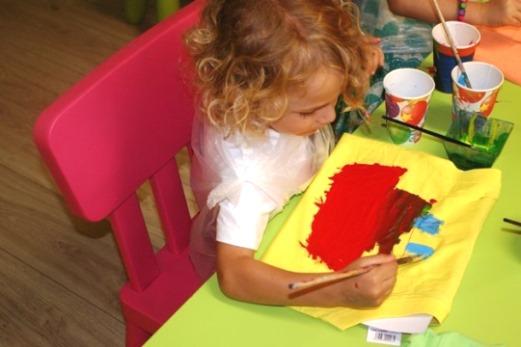 παιδικά πάρτι, δημιουργικά πάρτι