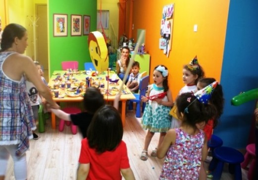 παιδικό πάρτι, παιδικό εργαστήρι, ξεχωριστά πάρτι