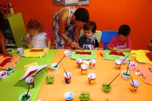 παιδικά πάρτι, παιδικό εργαστήρι