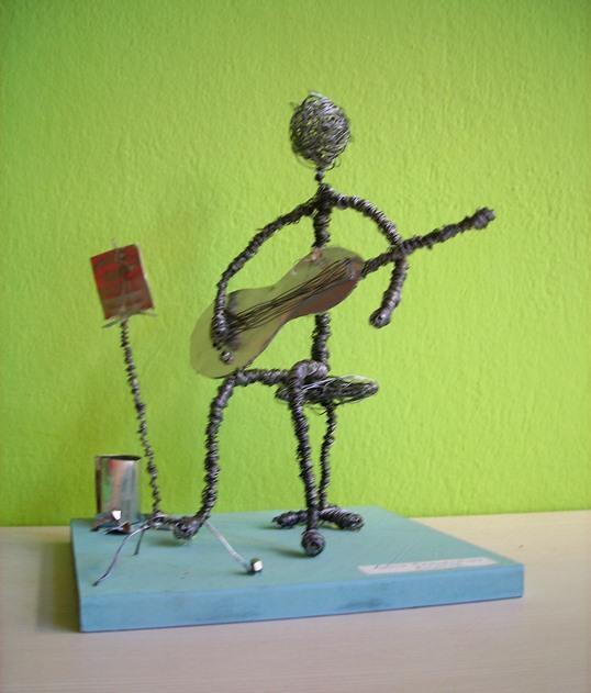 δημιουργικό εργαστήρι, Λάρισα, καλλιτεχνική δημιουργία