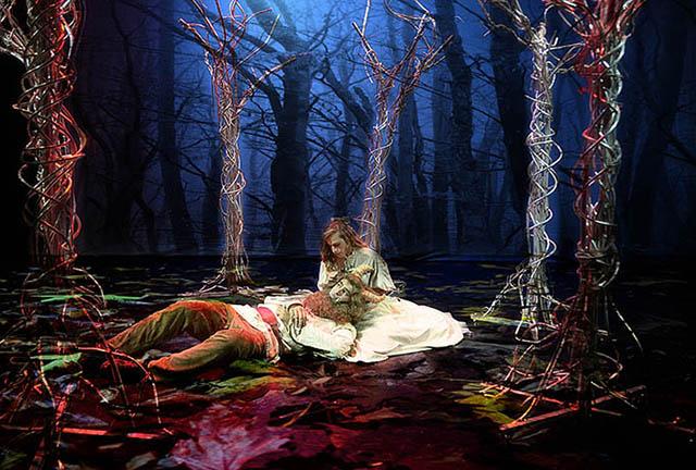 Κερδίστε προσκλήσεις για την παράσταση «Η Πεντάμορφη & το Τέρας» στο Θέατρο Βασιλάκου