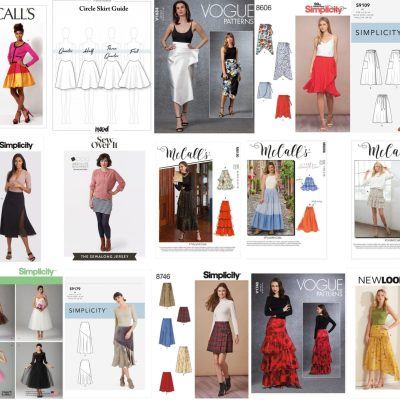 Skirt Styles A-to-Z!