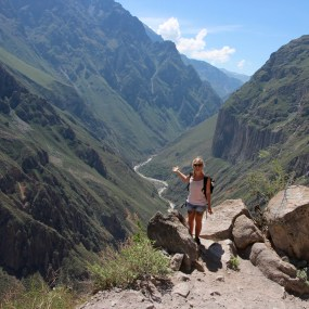 The Colca River