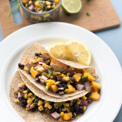 Mango-Lime Tacos