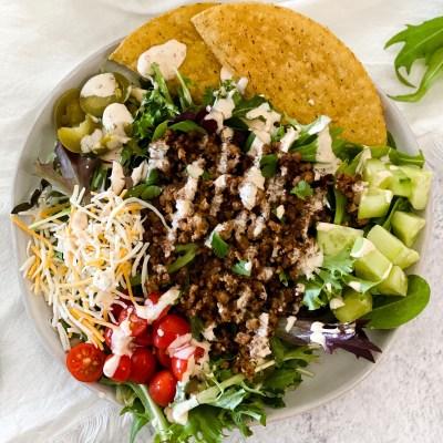 Grain-Free Taco Salad