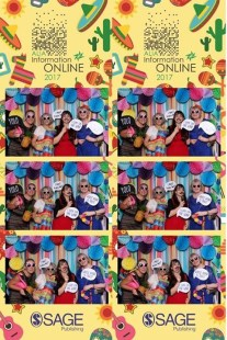 From the photbooth at ALIA Information Online 2017