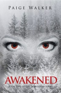 Awakened: Book Two in The Transition Series