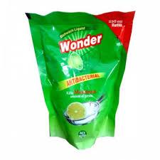Wonder Liquid Dish Wash Refill 250 ml