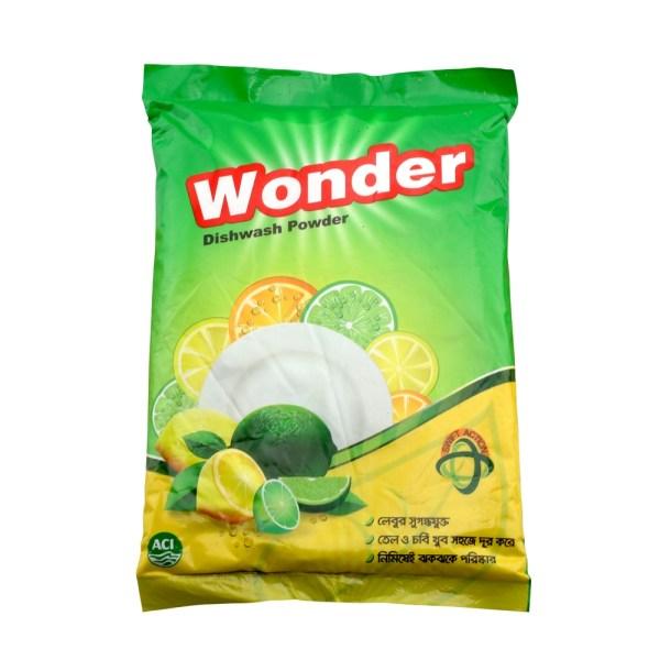 ACI Wonder Dishwash Powder 500 gm