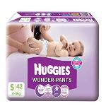 Huggies Wonder pants S 42s(4-8kg)