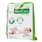 NEO CARE SMALL BABY DIAPER 3-6 KG 10PCS