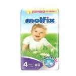 MOLFIX JUMBO ECO 4 MAXI 7-14KG 60PCS