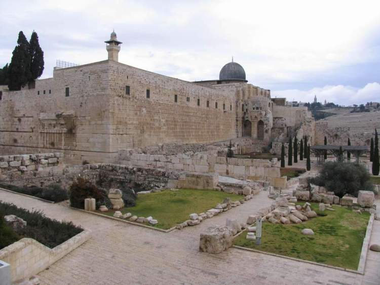 Археологический парк Иерусалима
