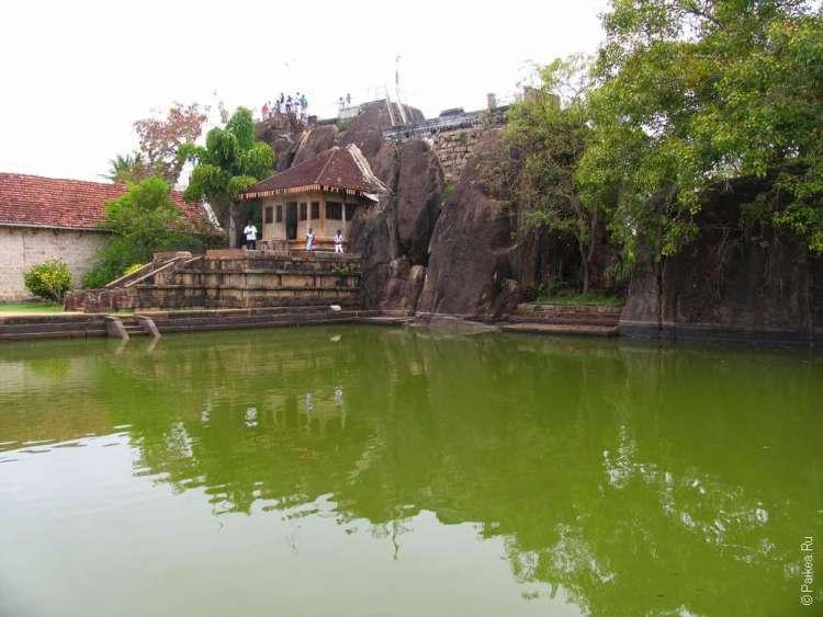 Анурадхапура бассейн