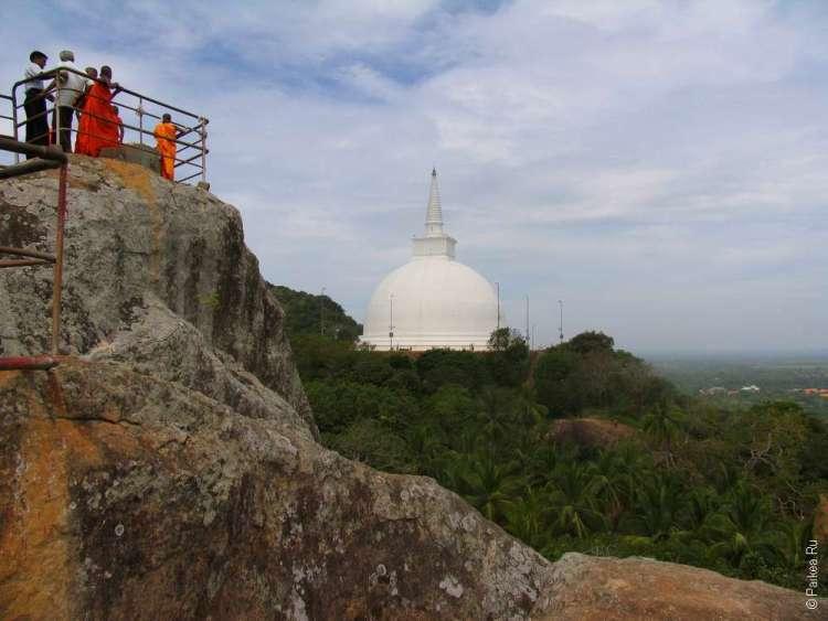 Гора Аранхана Гала Михинтале