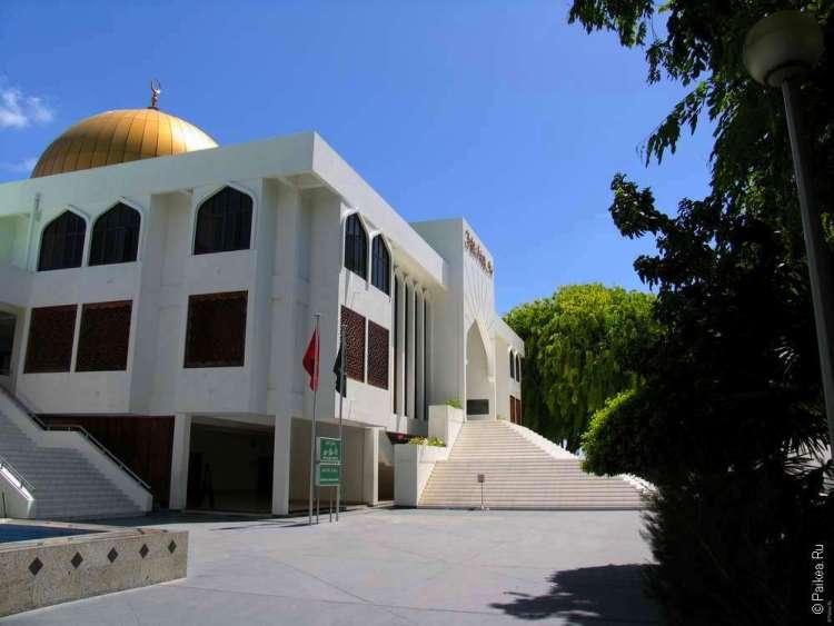 Отдых на Мальдивах ислам