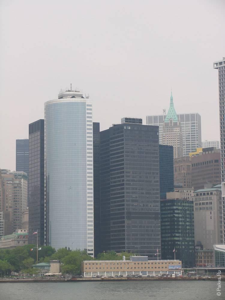 небоскребы в сша