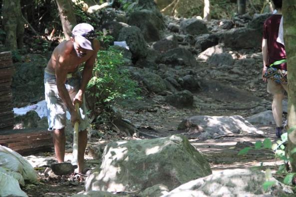 водопад эраван прогулка