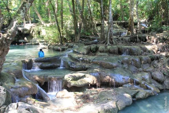 водопад эраван 5 каскад