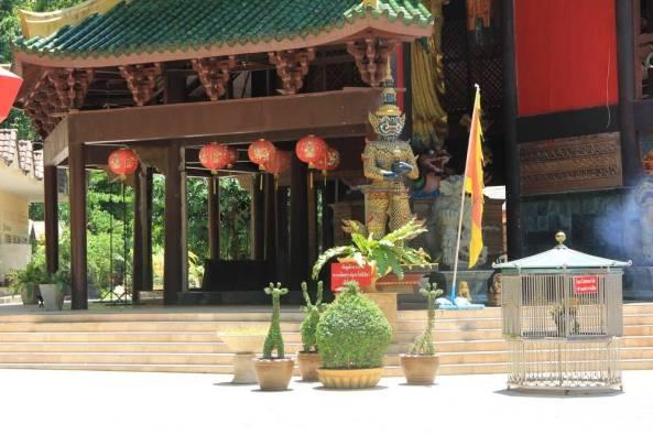 Монастырь и центр випассаны Там Суа Као Кео, Краби, Таиланд 2