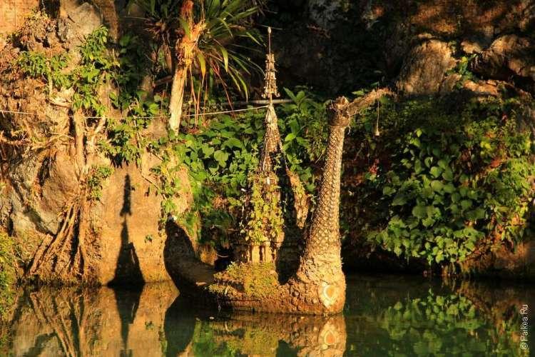 Пещера Чианг Дао Tham Chaing Dao