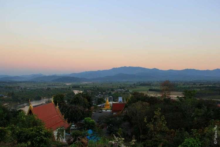 Тха Тон Северный Таиланд