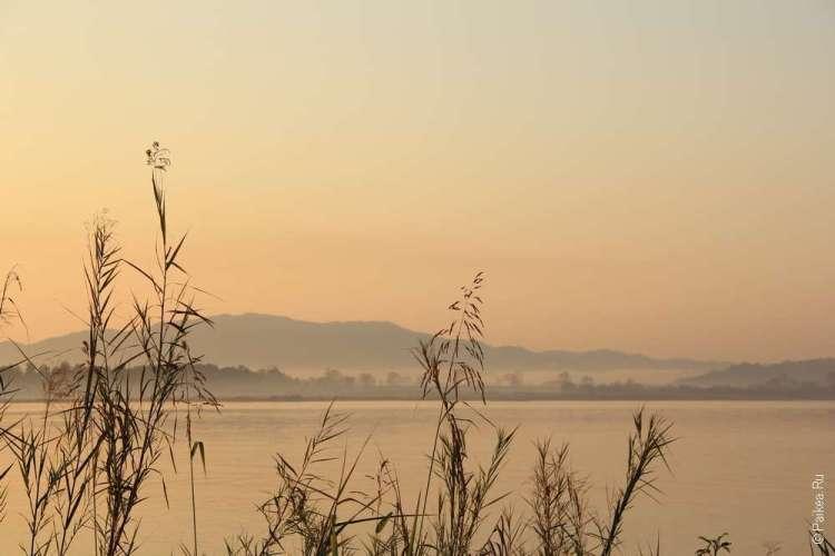 Чианг Саен пейзаж