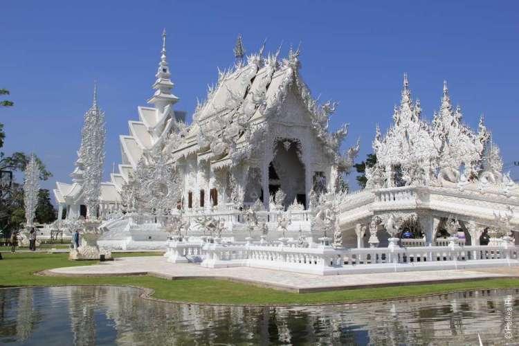 Достопримечательности в Таиланде