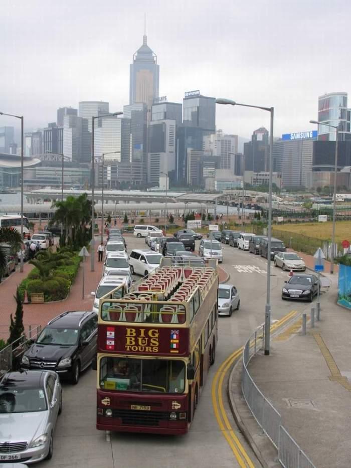 Гонконг финансы