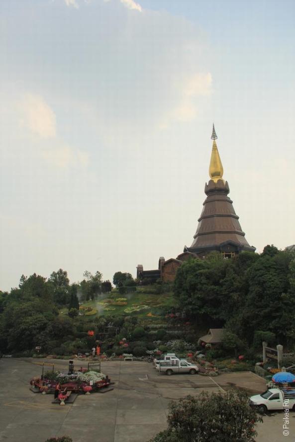 королевский ботанический сад таиланд