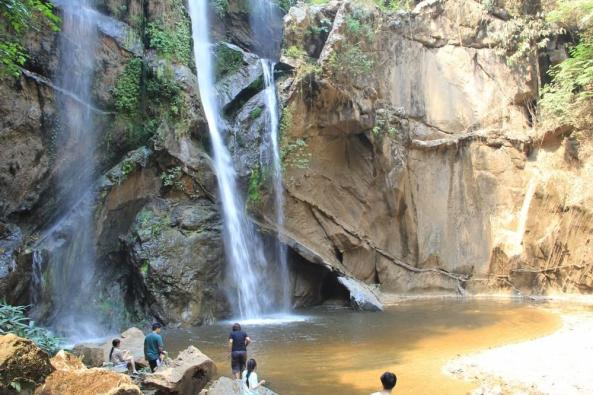 Таиланд - Пай - Водопад Морк Фа (Thailand - Pai - Hmork Fah Waterfall)