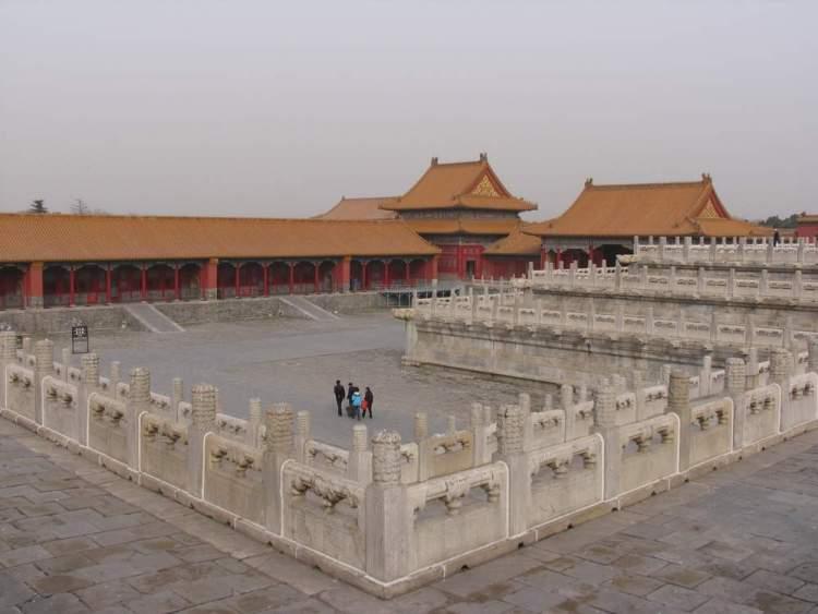 достопримечательности пекина запретный город