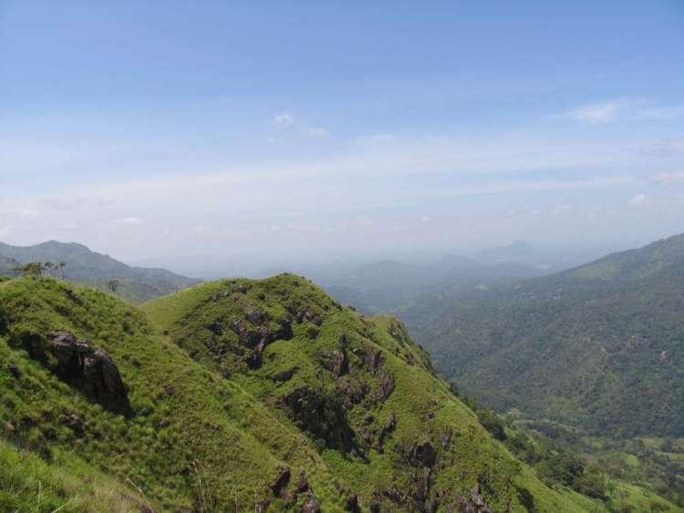 Малый пик Адама, Элла, Шри-Ланка 12