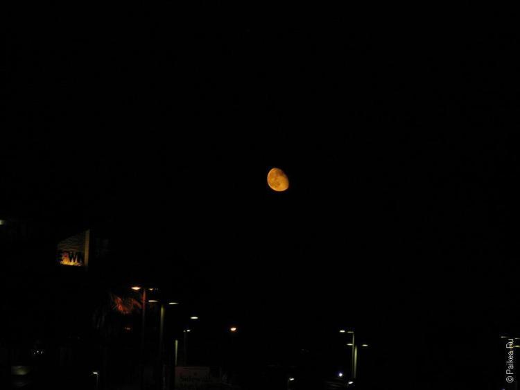 ночь на Венис-Бич
