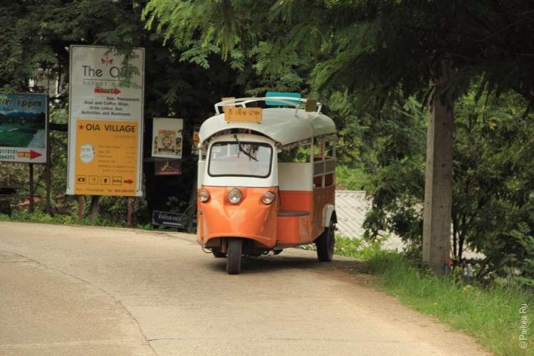 Пай, Таиланд (Pai, Thailand)