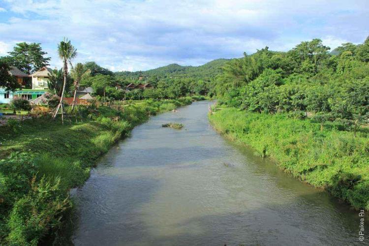 Река Пай, приток Салуина