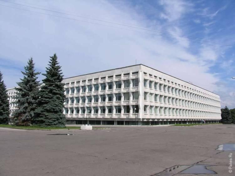 Город Ульяновск - Мемориал Ленина