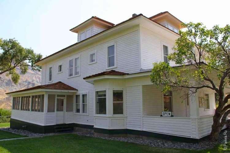 Белый дом-музей семьи Кант