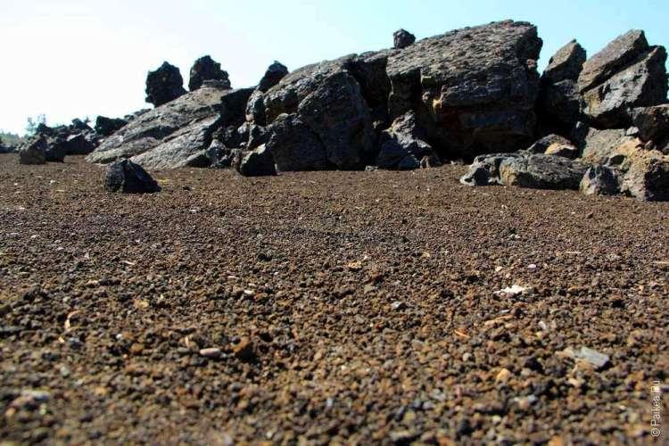 Лунные кратеры в штате Айдахо США / Craters of the Moon National Monument 13