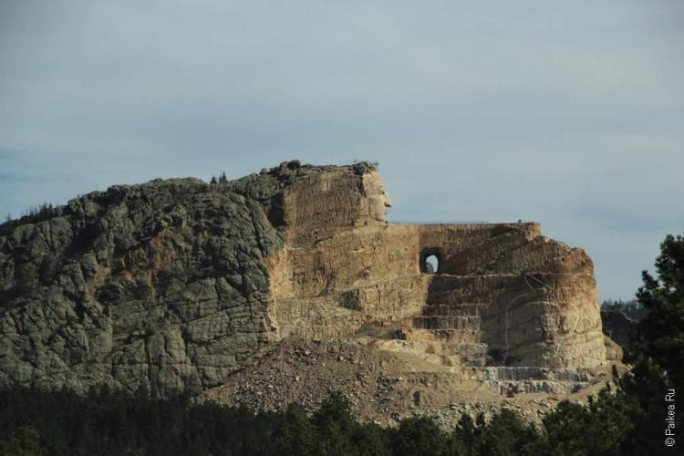 Блэк хиллс, Гора Рашмор, США (Blackhills, Mt Rushmore, USA)